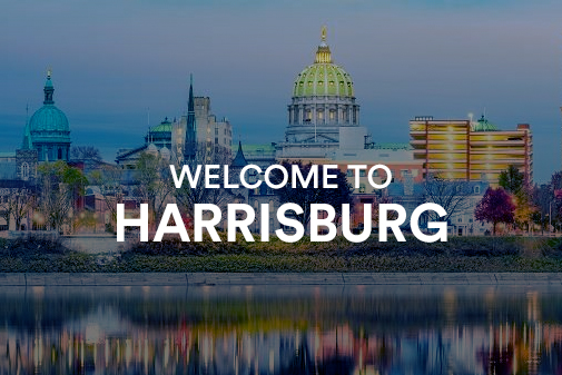 Welcome To Harrisburg